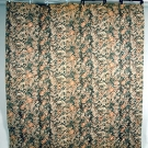 WHOLE CLOTH QUILT, EARLY 19th C