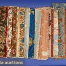 PRINTED FRENCH FABRICS, LATE 19th C-1930s