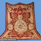 FRENCH AUBUSSON CARPET, LATE 19TH C
