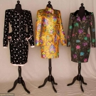 THREE UNGARO COCKTAIL SKIRT SUITS, c. 1990