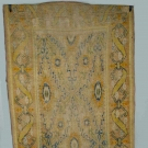 SPANISH WOOL RUG, EARLY 17TH C