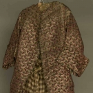 YOUNG BOY'S SILK BROCADE SUIT, 18TH C