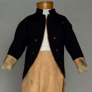 YOUNG BOY'S FORMAL SUIT, c. 1776