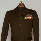 JIMMY DOOLITTLE'S WWII  LIEUTENANT GENERAL BATTLE JACKET, 1943