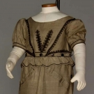 LITTLE BOY'S SKELETON SUIT, c. 1830