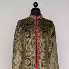 STENCILLED FORTUNY JACKET, EARLY 20TH C