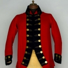BRITISH CONSUL'S COAT & BREECHES, BOSTON, 1790