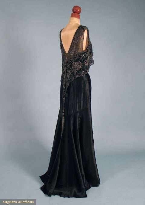 style evening gown jean harlow style dress 1930 s inspired ...