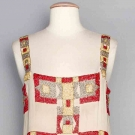 RARE VIONNET BEADED DRESS, 1922-1923