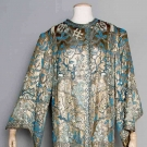 CHINOISERIE BEADED LAME COAT, 1925-1930