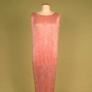 PINK FORTUNY DELPHOS DRESS, 1920s