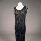 FORTUNY DELPHOS DRESS, EARLY 20th C