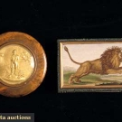 TWO GENT'S SNUFF BOXES, EUROPE, 1800-1820