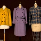 THREE PARIS DESIGNER WOOL JACKETS, 1950-1963