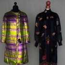 TWO VALENTINO EVENING GARMENTS, 1968 & 1975