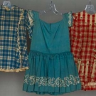 FIVE CHILDREN'S WOOL GARMENTS, 1850-1875