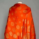 SILK & LAME EVENING SHAWL, 1920-1930