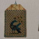 THREE TINY BEADED BAGS, MEXICO, 1790-1860