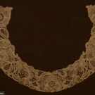 MARIAN POWYS' ICONIC LACE COLLAR, c. 1930