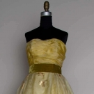 JACQUES HEIM PARTY DRESS, c. 1958