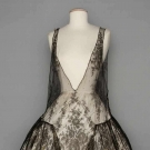 CHANTILLY LACE ROBE DE STYLE, 1920s
