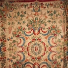 LONG PILE TABLE CARPET, EUROPE, 18TH C
