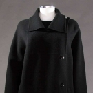 MME. GRES WOOL COAT & CROQUIS, A-W 1983